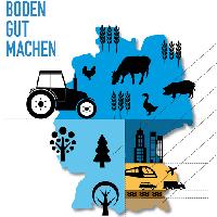 Boden gut machen; Flächenverbrauch in Deutschland