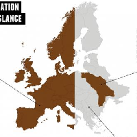 Land for the few; land distribution Europe